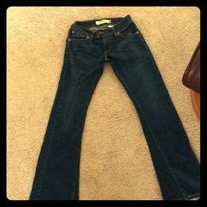 Levi's female jeans